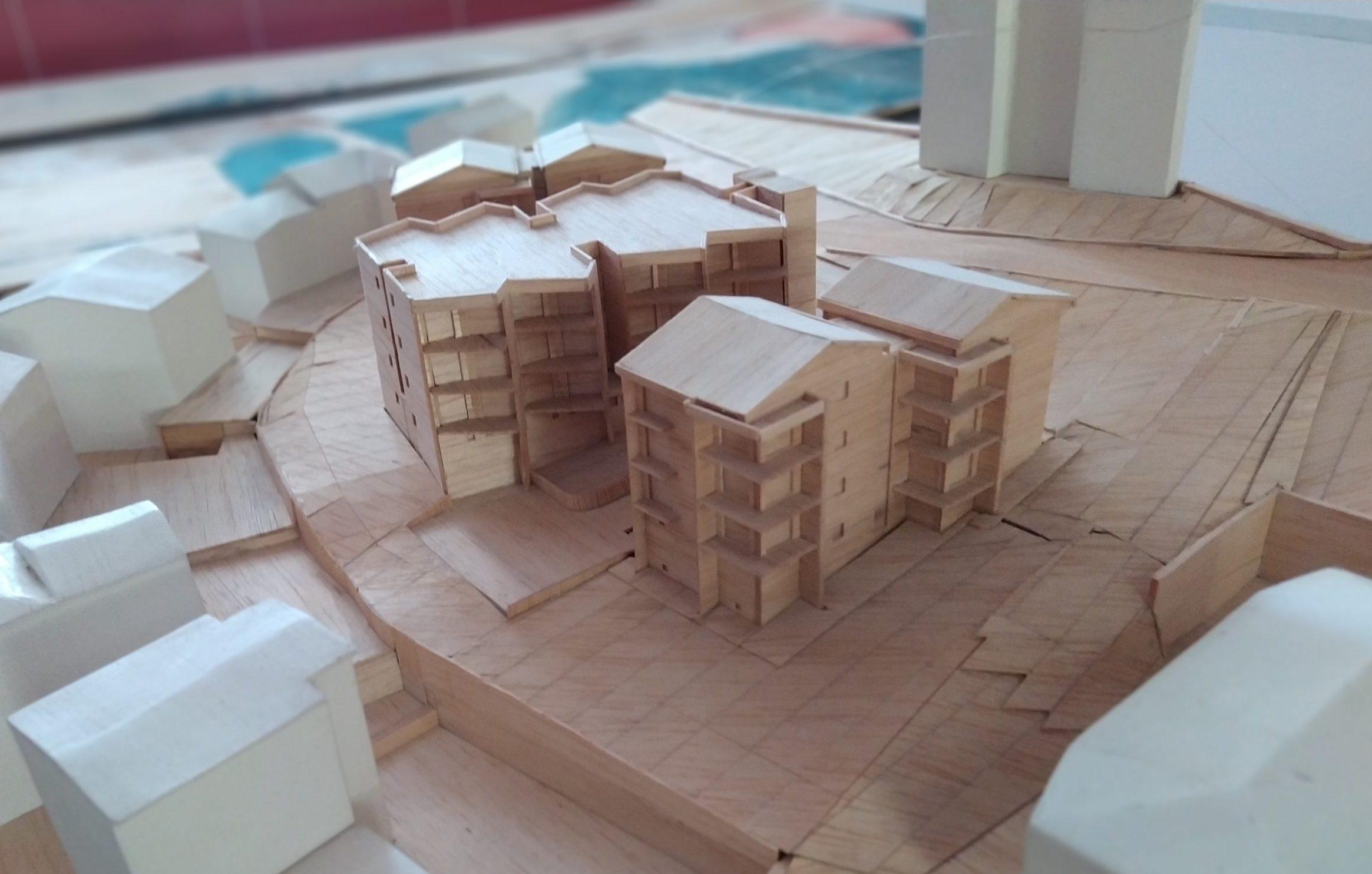 Modello legno